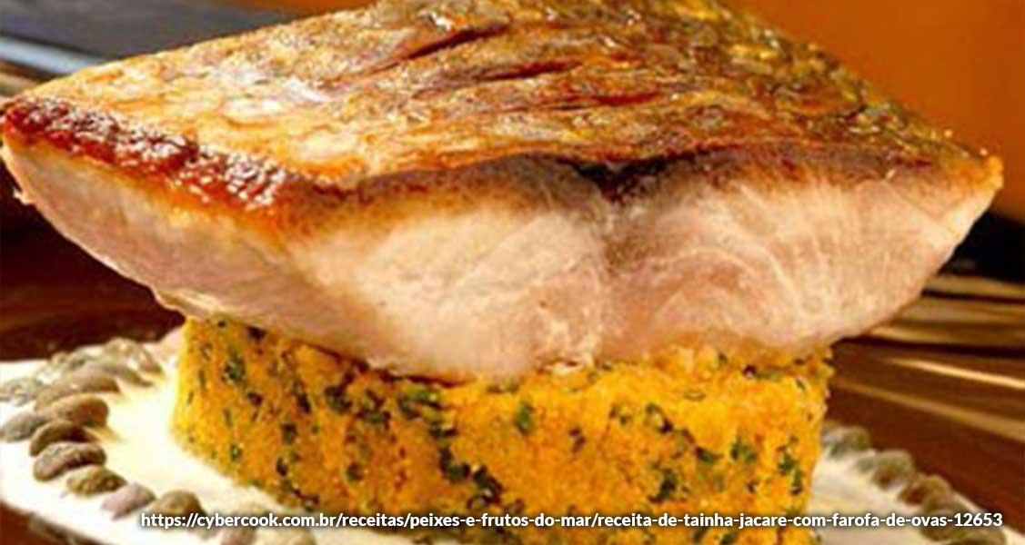 Pratos típicos de Bonito/MS: Carne de Jacaré