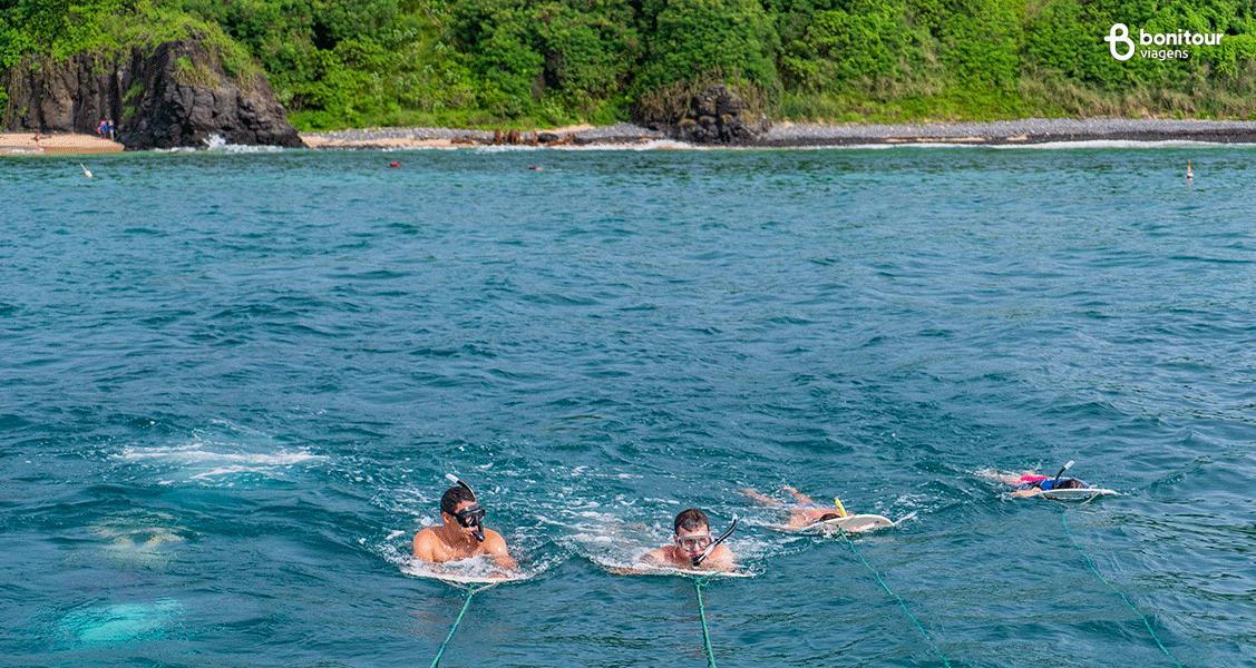 Mergulho a Reboque (Aquasub) em Fernando de Noronha/PE