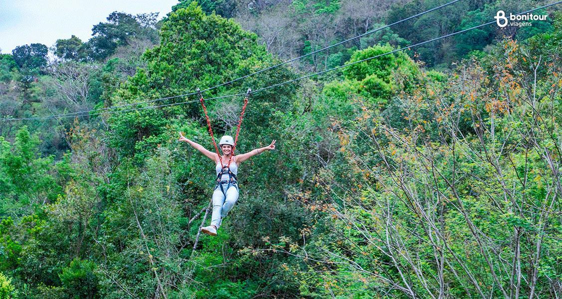 A Serra Gaúcha/RS também oferece opções para quem busca o turismo sustentável