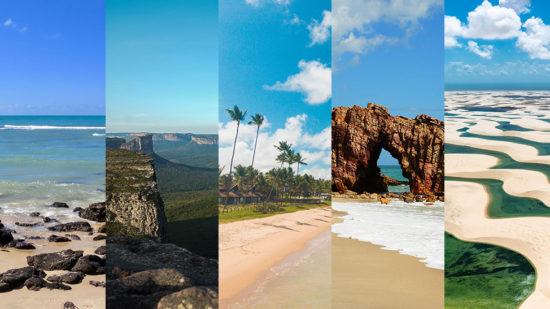 5 destinos de ecoturismo no Nordeste do Brasil