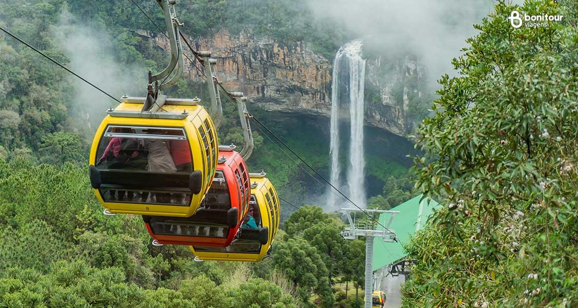 5 destinos de ecoturismo no sul do Brasil: Serra Gaúcha/RS
