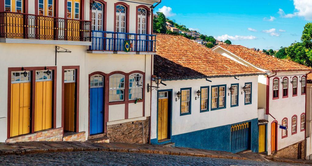 Para onde viajar após a vacina: Ouro Preto/MG